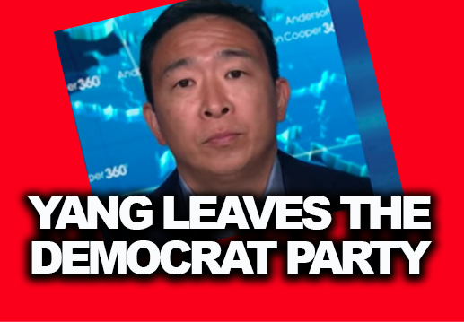 Yang Goes Independent
